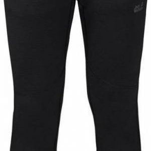 Jack Wolfskin Arctic Tights Musta XL