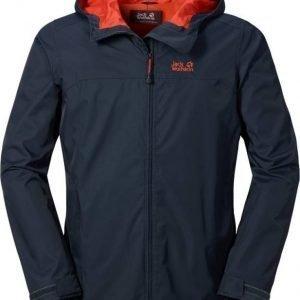 Jack Wolfskin Arroyo Jacket Men Tummansininen XL