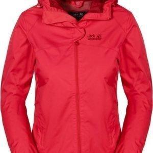 Jack Wolfskin Arroyo Jacket Punainen XL