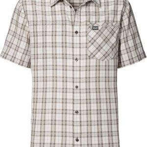 Jack Wolfskin Arthurs Vent Shirt Men Valkoinen L