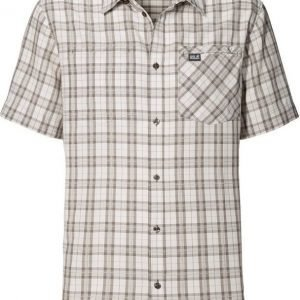 Jack Wolfskin Arthurs Vent Shirt Men Valkoinen XL