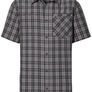 Jack Wolfskin Arthurs Vent Shirt Men teräs XXL