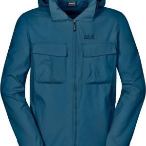 Jack Wolfskin Atlas Road 2 Jkt M Petroli XL