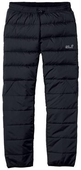 Jack Wolfskin Atmosphere Down Pants Musta XL