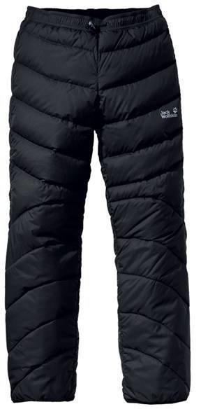 Jack Wolfskin Atmosphere Women's Down Pants Musta XL