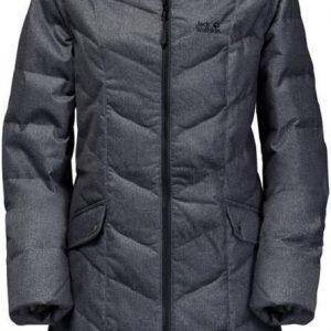 Jack Wolfskin Baffin Bay Coat Musta S