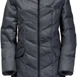 Jack Wolfskin Baffin Bay Coat Musta XS