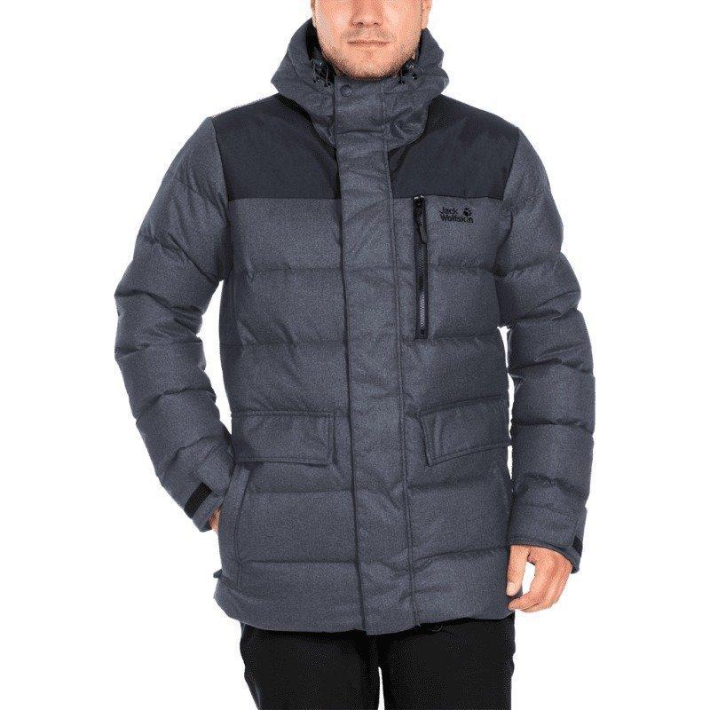 Jack Wolfskin Baffin Bay Jacket Men L Black