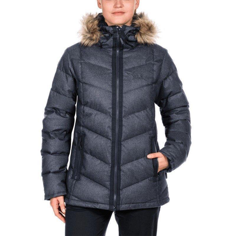 Jack Wolfskin Baffin Bay Jacket Women L Night Blue