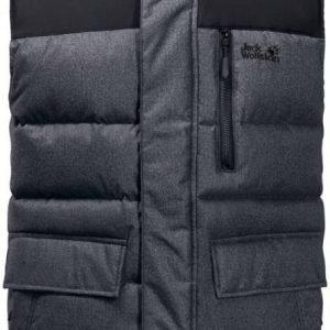 Jack Wolfskin Baffin Bay Vest Musta XL
