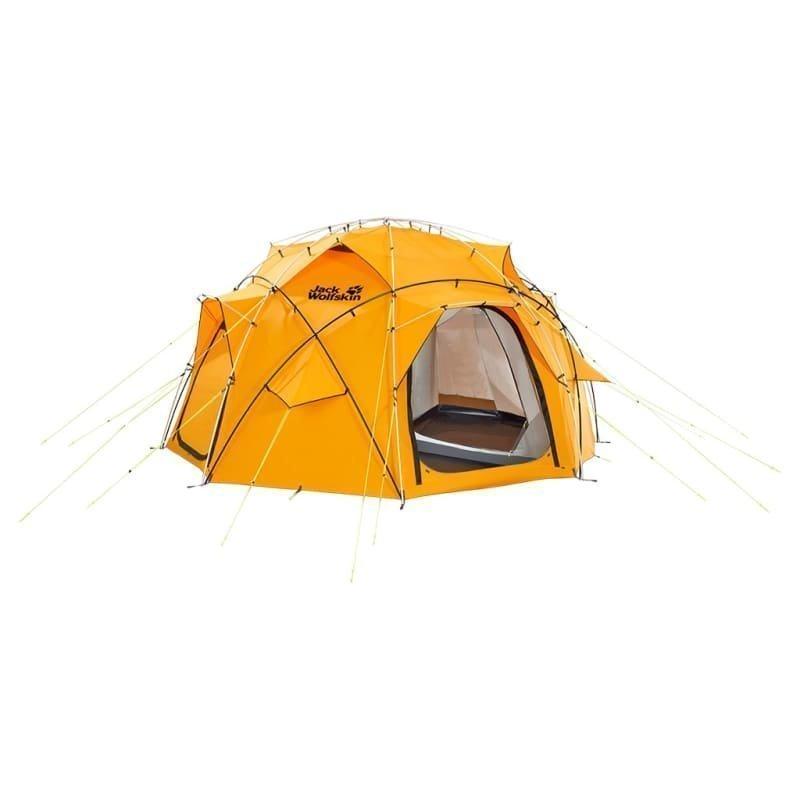 Jack Wolfskin Base Camp Dome 1SIZE Burly Yellow