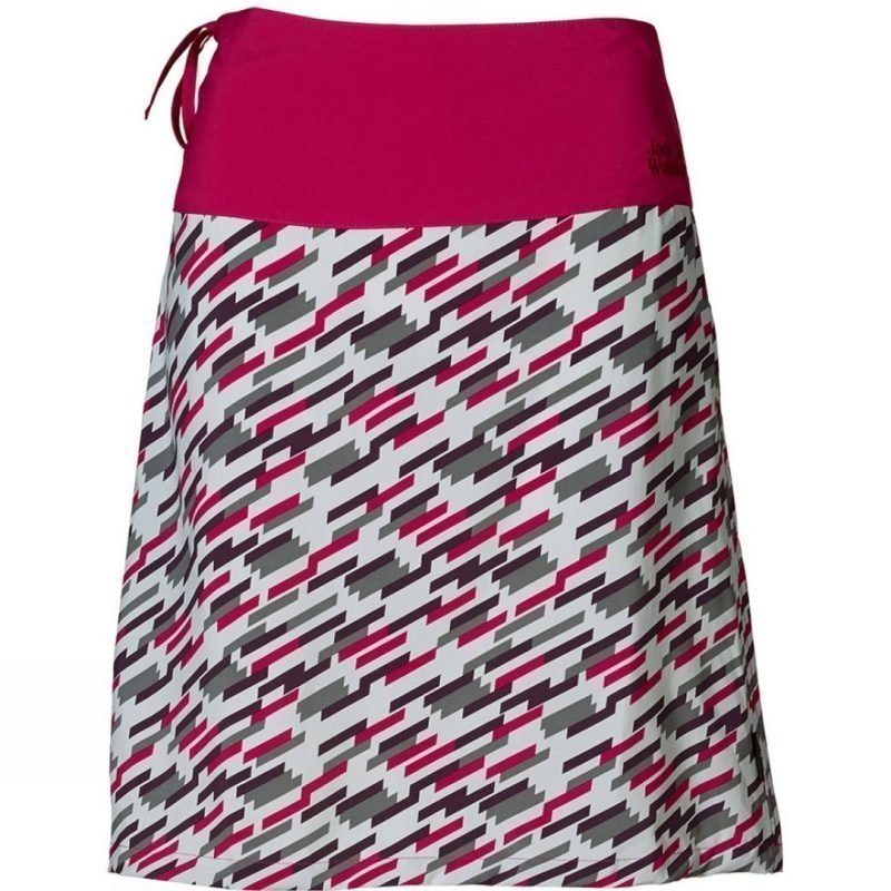 Jack Wolfskin Beaumont Skirt Pink 36