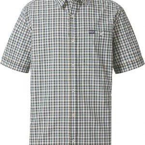 Jack Wolfskin Byron Shirt M Harmaa S