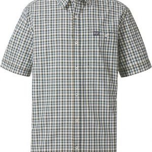 Jack Wolfskin Byron Shirt M Harmaa XL