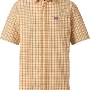 Jack Wolfskin Byron Shirt M Keltainen S