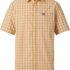 Jack Wolfskin Byron Shirt M Keltainen XXL