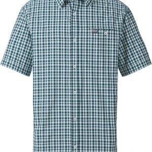 Jack Wolfskin Byron Shirt M Petroli XXXL