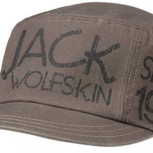 Jack Wolfskin California Cap Harmaa M
