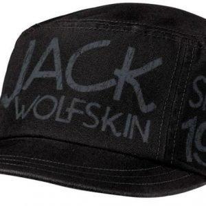 Jack Wolfskin California Cap Musta L