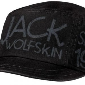 Jack Wolfskin California Cap Musta M