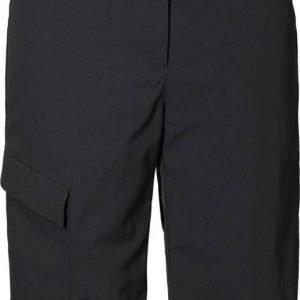 Jack Wolfskin Canvas Cargo Shorts Harmaa 34