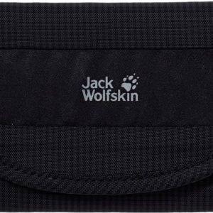 Jack Wolfskin Cashbag Wallet Rfid Musta