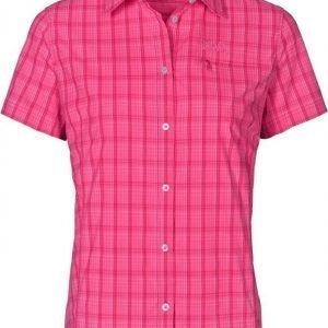 Jack Wolfskin Centaura Stretch Vent Shirt Pink M