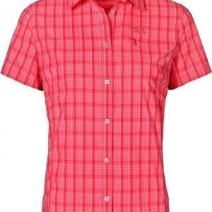 Jack Wolfskin Centaura Stretch Vent Shirt Punainen M