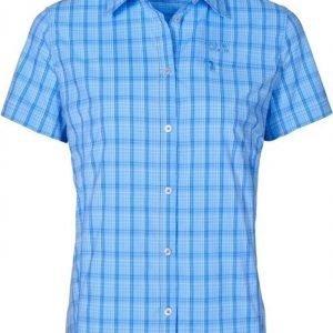 Jack Wolfskin Centaura Stretch Vent Shirt Sininen XXL