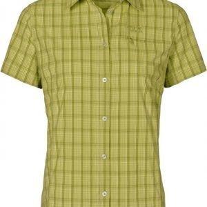 Jack Wolfskin Centaura Stretch Vent Shirt Vihreä M