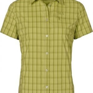 Jack Wolfskin Centaura Stretch Vent Shirt Vihreä XS