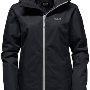 Jack Wolfskin Chilly Morning Musta XXL