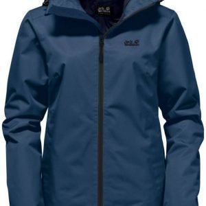 Jack Wolfskin Chilly Morning Tummansininen XXL
