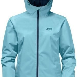 Jack Wolfskin Chilly Morning Vaaleansininen XXL