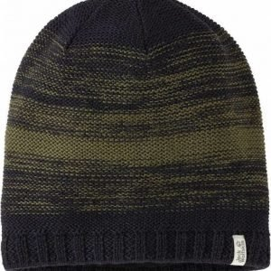 Jack Wolfskin Colorfloat Knit Cap Night Blue L
