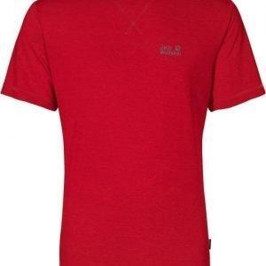 Jack Wolfskin Crosstrail T Men Punainen XL