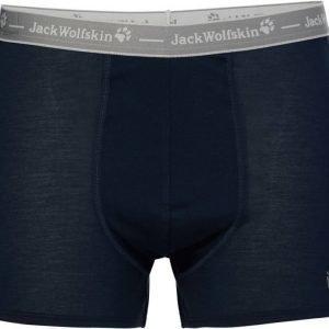 Jack Wolfskin Dry N'Light Shorts Men Tummansininen L