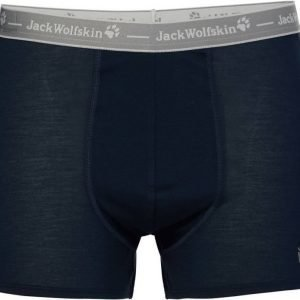 Jack Wolfskin Dry N'Light Shorts Men Tummansininen M