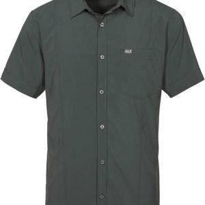 Jack Wolfskin Egmont Shirt M Harmaa M