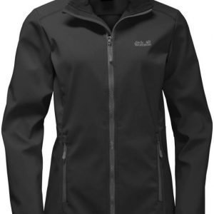 Jack Wolfskin Element Altis Musta XL