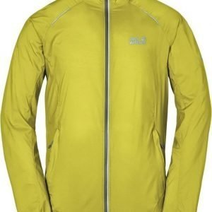 Jack Wolfskin Exhalation Lightweight Jkt M Lime L