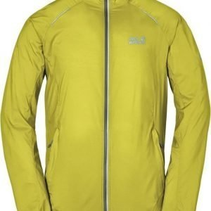 Jack Wolfskin Exhalation Lightweight Jkt M Lime S