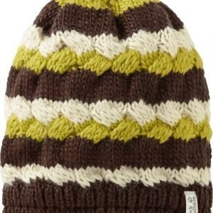 Jack Wolfskin Fancy Stripe Women's Cap Mocca