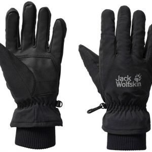 Jack Wolfskin Flexshield Basic Glove Musta S