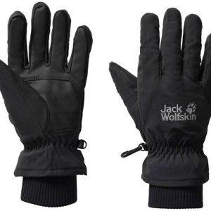 Jack Wolfskin Flexshield Basic Glove Musta XS