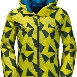 Jack Wolfskin Floating Ice Jacket Kids Lime 128