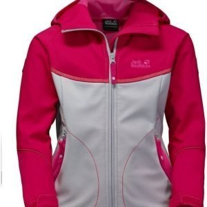 Jack Wolfskin Frosty Wind Jacket Girls Alu 152