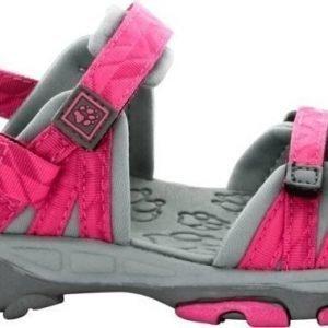 Jack Wolfskin Girls Bahia Pink 37
