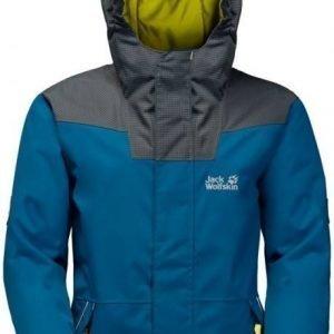 Jack Wolfskin Glacier Bay Jacket Boys Sininen 92