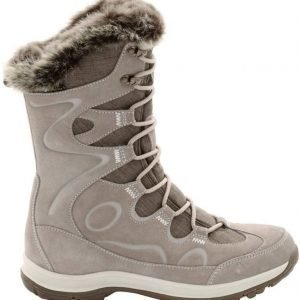 Jack Wolfskin Glacier Bay Texapore High Harmaa UK 4